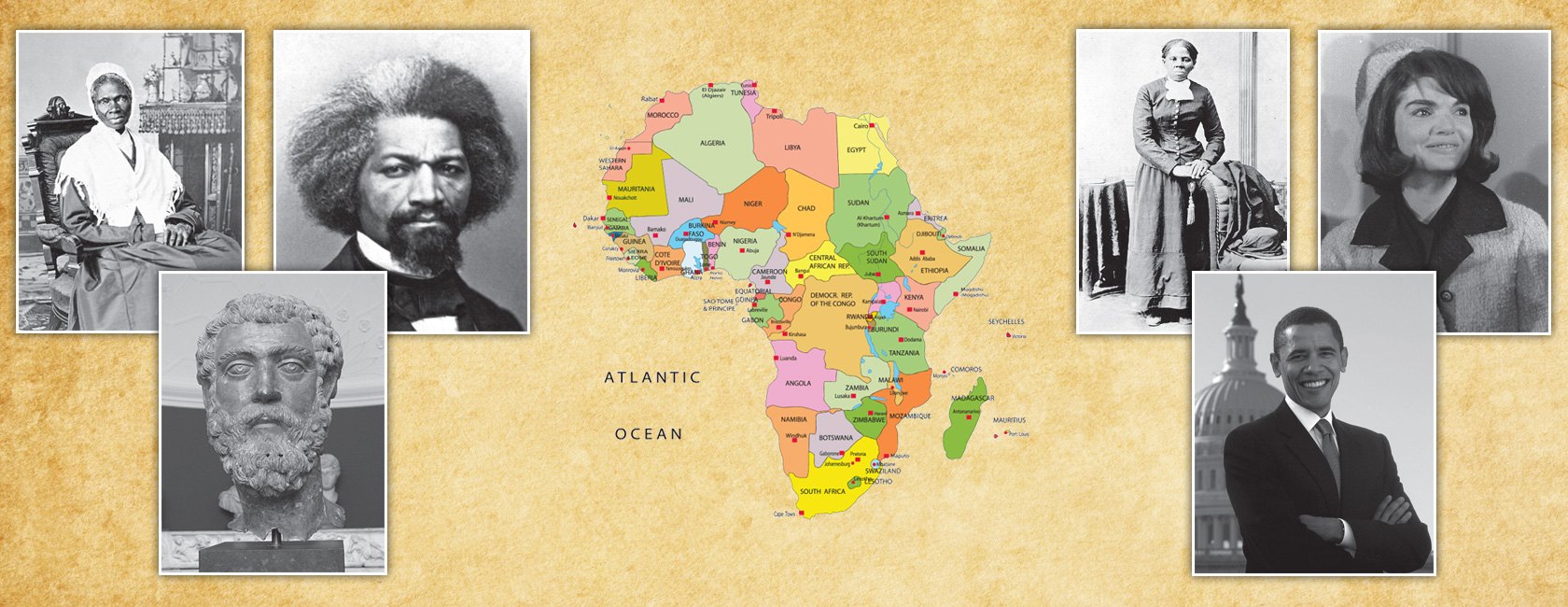 700 Notable Persons of African Ancestry 1400 BC to Present Day